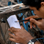 The Ghoda Cycle Project - Process